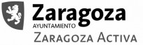 logo Zaragoza Activa_gris
